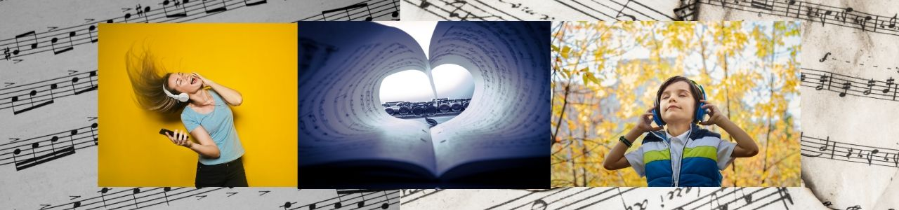 Is the music you listen to affecting your day? - by A journey into magic