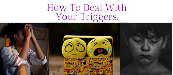 How to deal with your triggers - by A journal into magic