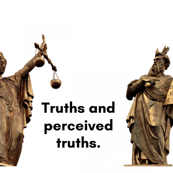 Truths and perceived truths. by A journey into Magic